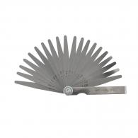 Луфтомер KINEX 0.05-1.0мм/L=100мм 20части, неръждаема стомана