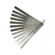 Луфтомер KINEX 1.0-2.0мм, L=200мм, 11 пластини