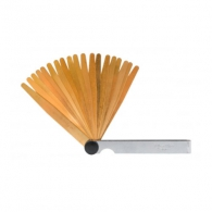 Луфтомер KINEX non magnetic 0.05-1.0мм, L=100мм, 20 пластини, месинг