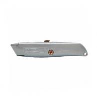 Макетен нож STANLEY 18х155мм, метален корпус, 5бр острие