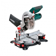 Настолен потапящ циркуляр METABO KS 216 M Lasercut, 1350W, 5000об/мин, ф216х30мм