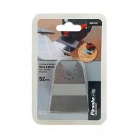 Нож за мултифункционален инструмент BLACK&DECKER X26135 52мм, за остраняване от винилови настилки, залепено лепило, бои, лакове и др