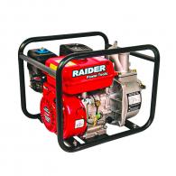 Помпа водна бензинова RAIDER RD-GWP01, 4.1kW, Q=550l/min, H=35 m, 2