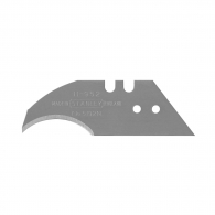 Резервно острие за макетен нож STANLEY 5192 50х20мм 5броя, кукоподобен, 5бр в блистер