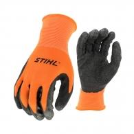 Ръкавици STIHL FUNCTION DuroGrip, противосрезни, топени в нитрил, ластичен маншет, размер L