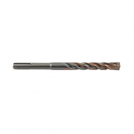 Свредло DEWALT EXTREME 16х300/250мм, за бетон, HM, 2 режещи ръба, SDS-plus