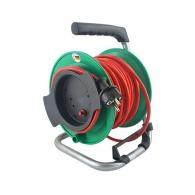 Удължител на макара AS SCHWABE Safety 25м, 3х1.5, H05VV-F, 1 монофазен контакт, IP20