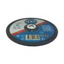Диск карбофлексов SWATYCOMET FLEXCO 230х6.5х22.23мм, за шлайфане на метал - small, 24059