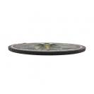 Диск карбофлексов SWATYCOMET SCORPIO 230х6.0х22.23мм, за шлайфане на алуминий и чугун - small, 23777