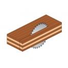 Диск с твърдосплавни пластини CMT 190/2.6/20 Z=24, за рязане на мека и твърда дървесина, шперплат - small, 87609