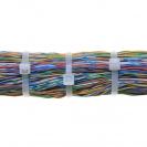 Кабелна връзка FRIULSIDER 36300m 2.5х200мм, бяла, 100бр. в пакет - small, 110728