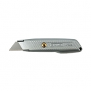 Макетен нож STANLEY 18х136мм, метален корпус, фиксирано острие, 1бр острие - small
