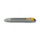 Макетен нож STANLEY Interlock 18x165мм, метален корпус - small, 37599