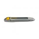 Макетен нож STANLEY Interlock 18x165мм, метален корпус - small, 37601