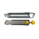 Макетен нож STANLEY Interlock 18x165мм, метален корпус - small, 37681
