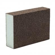 Абразивна гъба FESTOOL Granat 98х69х26мм P60, четиристранна, за метал, дърво, пластмаси и боядисани изделия