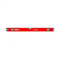 Алуминиев нивелир SOLA RED 3 X 100cm, с три либели