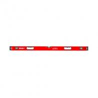 Алуминиев нивелир SOLA RED 3 X 120cm, с три либели и ръкохватки