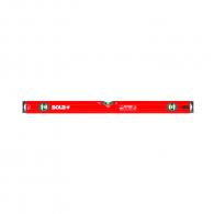 Алуминиев нивелир SOLA RED 3 X 60cm, с три либели