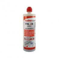 Анкер химически FISCHER FIS AB 410 C, 410мл, винилестерен за бетон, газобетон и тухла, сертифициран