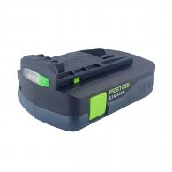 Батерия акумулаторна FESTOOL BP 18, 18V, 3.1Ah, Li-Ion