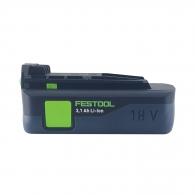 Батерия акумулаторна FESTOOL BP 18 Li 3.1 C, 18V, 3.1Ah, Li-Ion