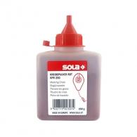 Боя постна SOLA KPR 250гр, червена, за вътрешно и външно маркиране
