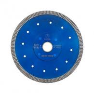 Диск диамантен KODIA MESH TURBO 180х1.6x25.4/22.23мм, за фаянс, теракот, керамика, гранитогрес, сухо рязане