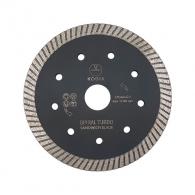 Диск диамантен KODIA SANDWICH TUCK-POINT 125х7.0x22.23мм, за бетон, тухли, керемиди и строителни материали, сухо рязане