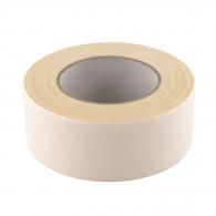 Двустранна монтажна лента за грапави повърхности MAGUS 50мм/25м, бяла, полиуретанова, за вътрешно приложение
