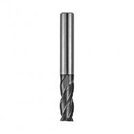 Фрезер за метал челно-цилиндричен-чистови 10х72х22мм, HSS, четрипер, DIN844, тип N
