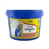 Хидроизолационна мазилка TKK Tekamal Hidroizol N, 7кг, еднокомпонентна, за вътрешно приложение