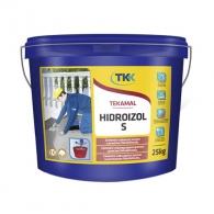 Хидроизолационна мазилка TKK Tekamal Hidroizol S, 7кг, еднокомпонентна, за външно приложение