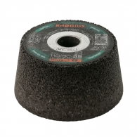 Камбанка RHODIUS PROline C120 110x55x22.23мм, за мозайка, черен силициев карбид