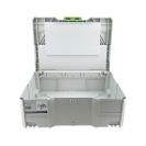 Куфар за инструменти FESTOOL SYS 2 TL-DF, пластмаса, бял - small, 48693