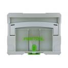 Куфар за инструменти FESTOOL SYS 2 TL-DF, пластмаса, бял - small, 48694