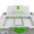 Куфар за инструменти FESTOOL SYS 2 TL-DF, пластмаса, бял - small, 48698