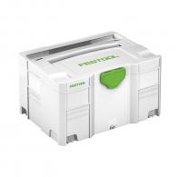 Куфар за инструменти FESTOOL SYS 3 TL, пластмаса, бял