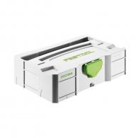 Куфар за инструменти FESTOOL SYS-MINI TL, пластмаса, бял