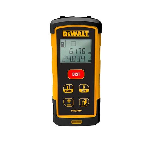 Лазерна ролетка DEWALT DW03050, 0.05-50м, ± 1.5мм