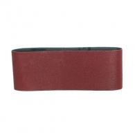 Лента безконечна MAKITA 100х610мм P80, за шлайфане на метал, цветни метали, дърво, PVC, пластмаса