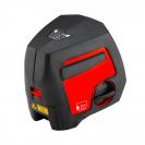 Линеен лазерен нивелир SOLA Qubo Basic 20m, 2 лазерни линии, точност 2mm/10m - small, 43417