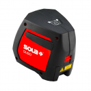 Линеен лазерен нивелир SOLA Qubo Basic 20m, 2 лазерни линии, точност 2mm/10m - small, 43418