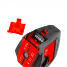 Линеен лазерен нивелир SOLA Qubo Basic 20m, 2 лазерни линии, точност 2mm/10m - small, 43426