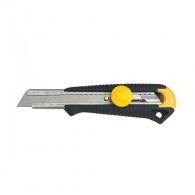 Макетен нож STANLEY 18x165мм, пластмасов корпус, метална глава