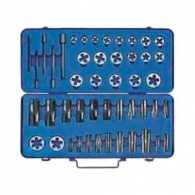 Метчик и плашка с върток BUCOVICE TOOLS M1-II М4-М20, М-метрична стандартна резба, MF-метрична ситна резба, CS, дясна