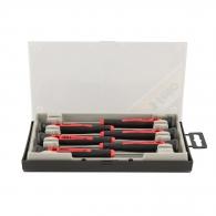 Отвертки комплект за електроника FELO S240 6части, PH, SB, двукомпонентна дръжка