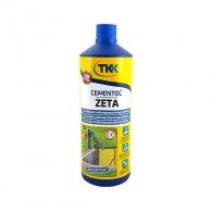 Пластификатор TKK Cementol Zeta conc., 1кг, всички видове бетони с висока якост