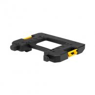 Подложка DEWALT T Stak, за прахосмукачка за присъединяване към куфар DWV900L и DWV902M