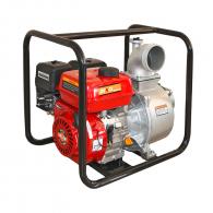 Помпа водна бензинова SENCI SCWP-100A, 5.6kW, Q=1330l/min, H=25m, 4
